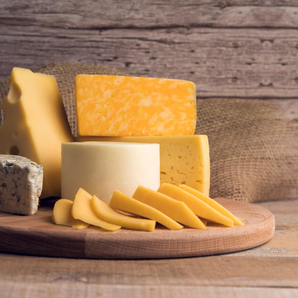 Productos quesos